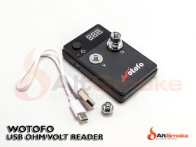 Wotofo Ohm Reader