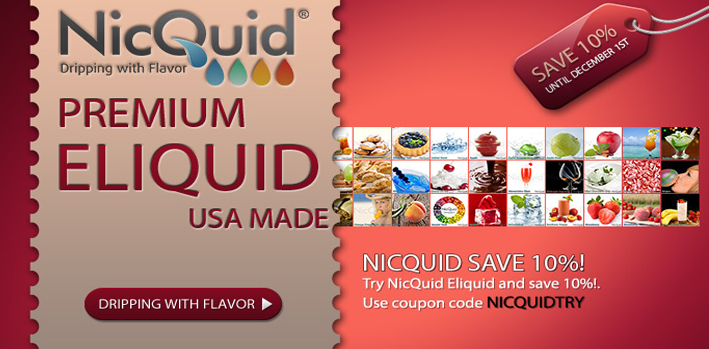 NicQuid Eliquid