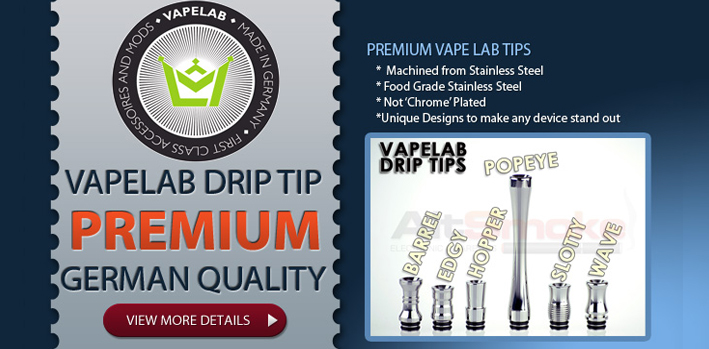 VapeLab Drip Tips
