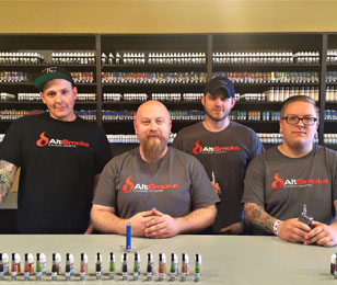 AltSmoke Electronic Cigarette Store Canton, OH