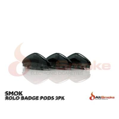 Smok Rolo Badge Pods 3pk