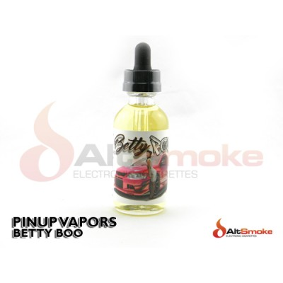 Betty Boo - Pinup Vapors