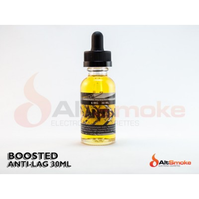 Anti-lag Boosted Eliquid