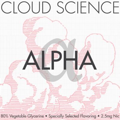 Cloud Science - Alpha