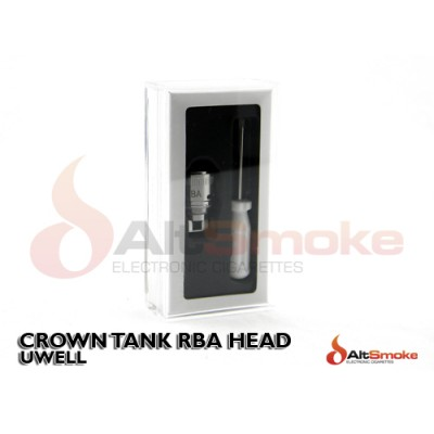 Crown Tank RBA Head - Uwell