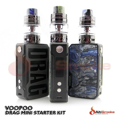 VooPoo Drag Mini Starter Kit with Uforce T2