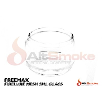 FreeMax FireLuke Mesh 5ml Bubble Glass
