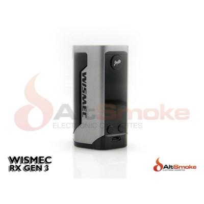 Wismec RX Gen 3 300W Mod