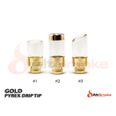 Pyrex Gold Drip Tip