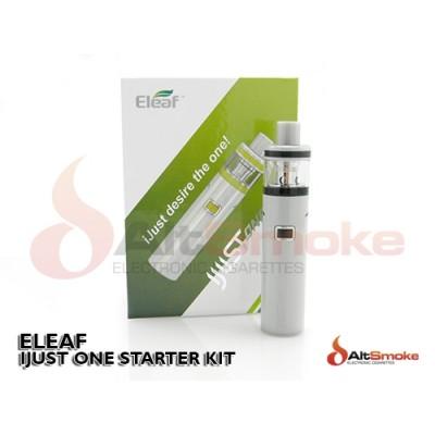 Eleaf Ijust One Starter Kit