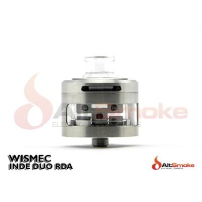 Wismec Inde Duo RDA - Stainless
