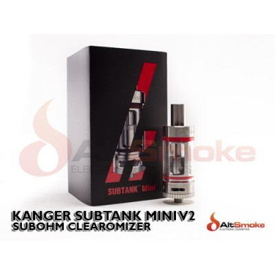 Kanger Subtank Mini Stainless