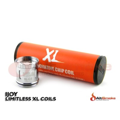 Ijoy Limitess XL Coils 0.15ohm