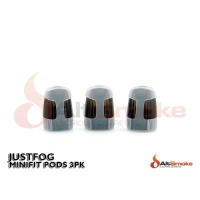 JustFog - MiniFit Pods 3pk