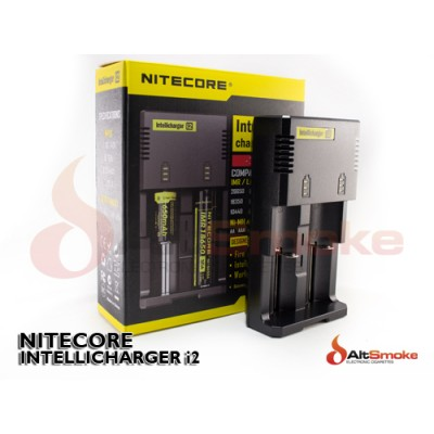 Nitecore Intellicharger i2 Charger