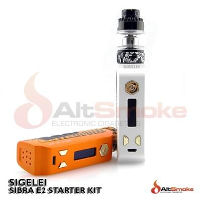 Sigelei - Sibra E2 Starter Kit