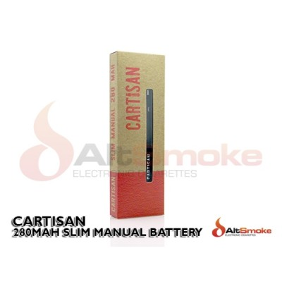 Cartisan Slim Battery | AltSmoke