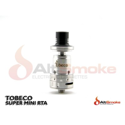 Tobeco Mini Super RTA - Stainless