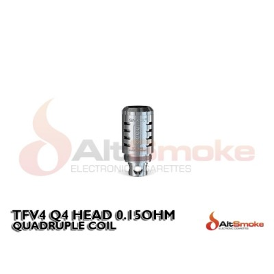TFV4 Replacement Coils Heads