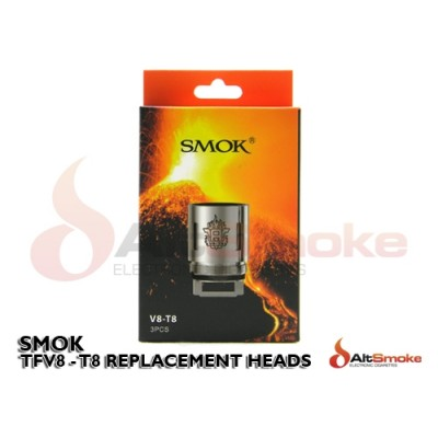 Smok TFV8 Replacement Coil Heads