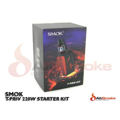 Smok T-Priv 220w Starter Kit