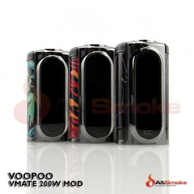 VooPoo - Vmate 200W Mod