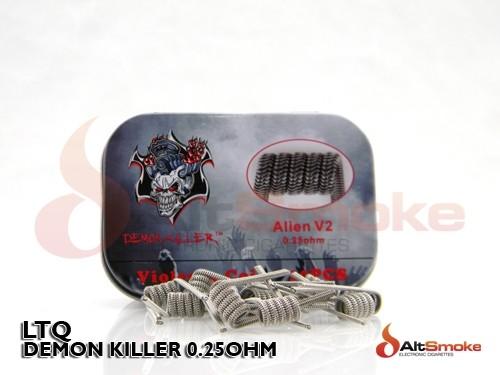 LTQ Pre-Built Wire | AltSmoke