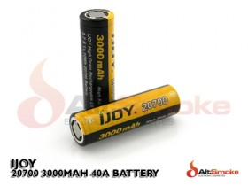 20700 3000mAh 40A Battery