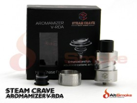Steam Crave Aromamizer V-RDA - Stainless