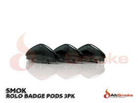 Smok Rolo Badge Pods 3pk