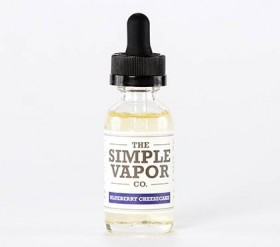 Blueberry Cheesecake - The Simple vapor Co.