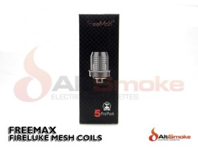 FreeMax FireLuke Mesh Replacement Coils