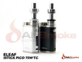 iStick Pico 75w TC Starter Kit - Black