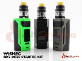 Wismec RX2 20700 Starter Kit