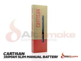Cartisan - 280 mAh Slim Battery
