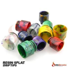 Resin Splat Tips