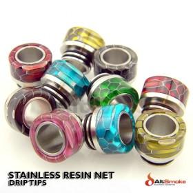 810 Stainless Resin Net