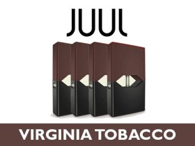 Juul Pods - Virginia Tob 5%