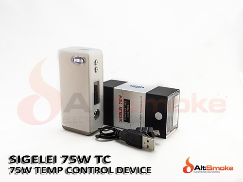 Sigelei Devices | AltSmoke