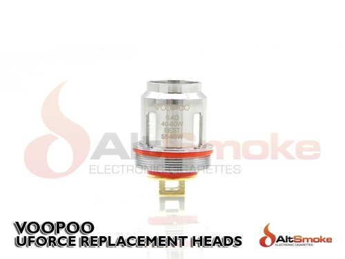 VooPoo Replacement Coils | AltSmoke