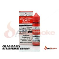 Glas Basix - Strawberry Gummy